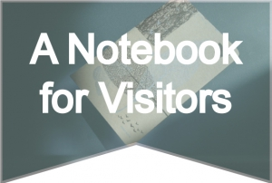 Visitor Notebook