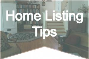 Home Listing Tips