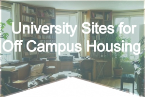 University Off Campus Housing Sites