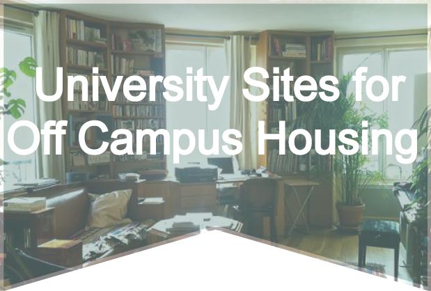 University Off Campus Housing Sites