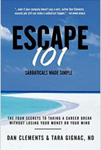 Escape 101 Sabbaticals Made Simple