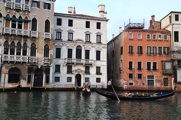 The Adventurous Traveler in Venice