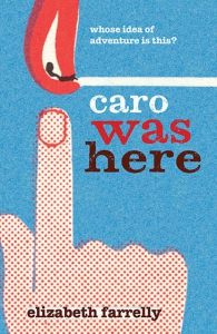 Elizabeth Farrelly - Caro was here