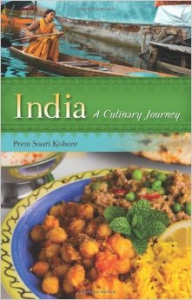 Prem Souri Kishore - India: A Culinary Journey