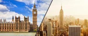 Britain and USA