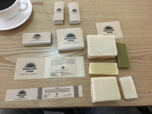 Michael Stromme's Handmade soaps