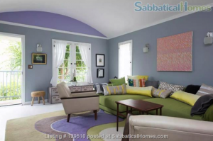 Create and pay for your listing image. Screenshot of Sabbatical Homes Page.