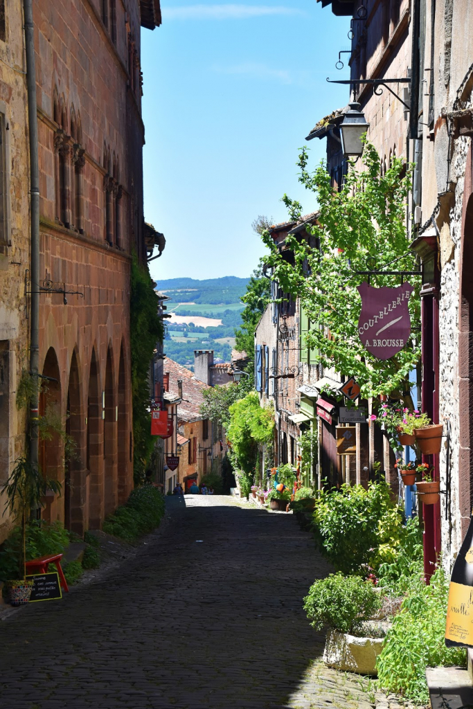 French Speaking Countries section image. Photo of Lyon city in France.