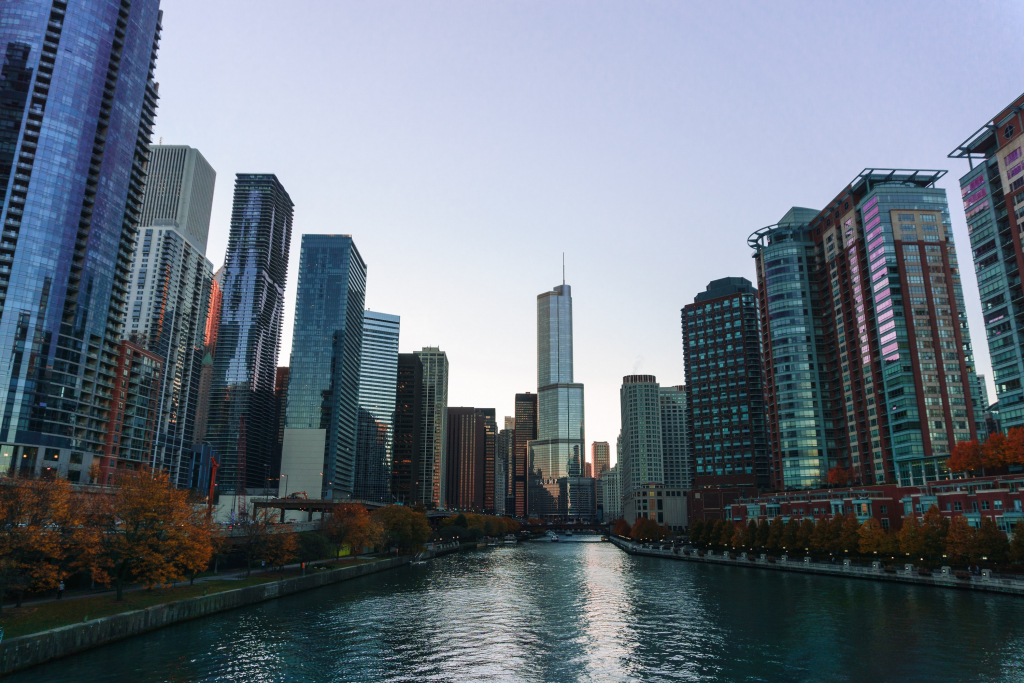 AACU Transforming STEM Higher Education Conference Image. Photo of Chicago, Illinois.