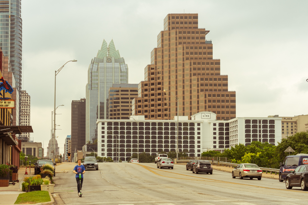 NACUBO 2019 Annual Meeting Image. Photo of Austin, Texas.