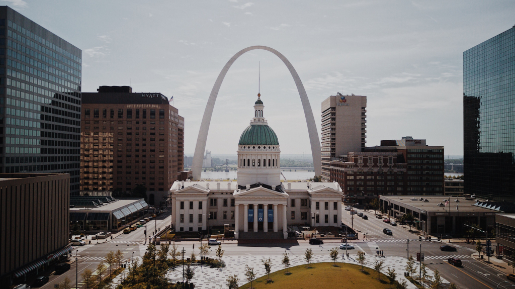 Leadership in Higher Education Conference Image. Photo of St. Louis, Missouri.