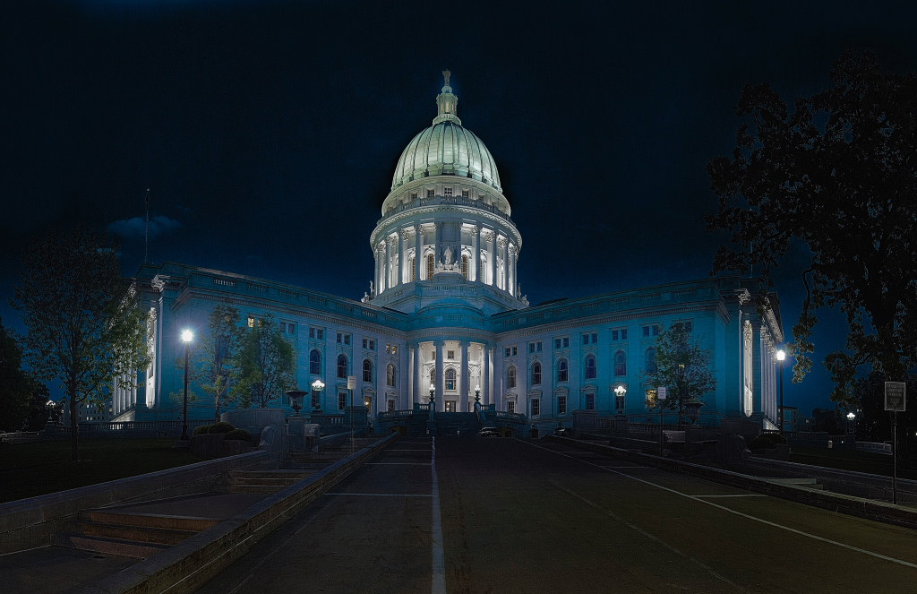 Distance Teaching & Learning Conference Image. Photo of Madison, Wisconsin