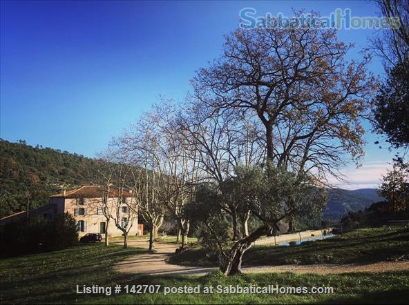 SabbaticalHomes.com Listing #142707. Les Moulières is a beautiful home in countryside of Provence, France.