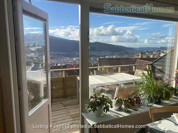 SabbaticalHomes.com Listing #143512. Modern home for rent or exchange in Bergen, Norway.